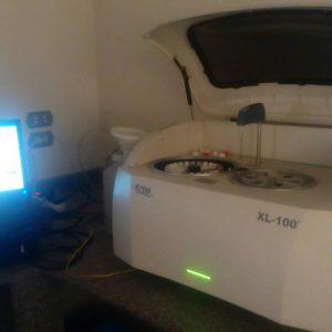 جهاز تحليل كيمياء الدم11 chemistry analyser