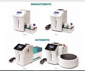 اجهزة املاح وغازات الدم electrolyte and blood gas analyzer
