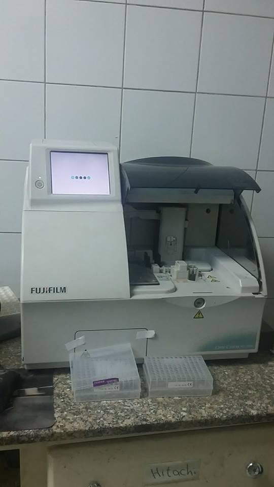 جهاز تحليل كيمياء الدم 8 chemistry analyser