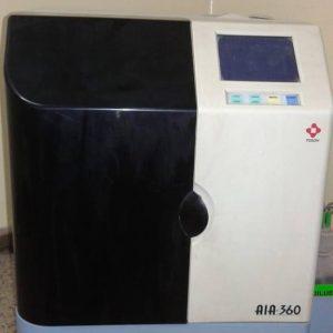 اجهزة تحاليل هرمونات الدم immunoassay analyser