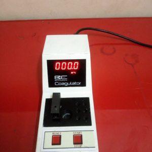 جهاز تحليل سيولة الدم coagulation of blood