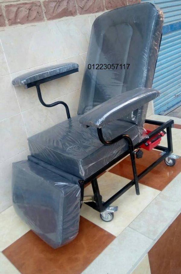 كرسي سحب عينات وتبرع بالدم 9
