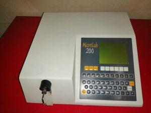جهاز تحليل كيمياء الدم6 chemistry analyser
