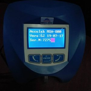 جهاز تحليل اللبن milk analyser