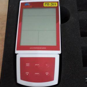 اجهزة تحليل الحموضة ph analyser