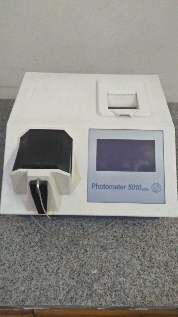 جهاز تحليل كيمياء الدم 3 chemistry analyser
