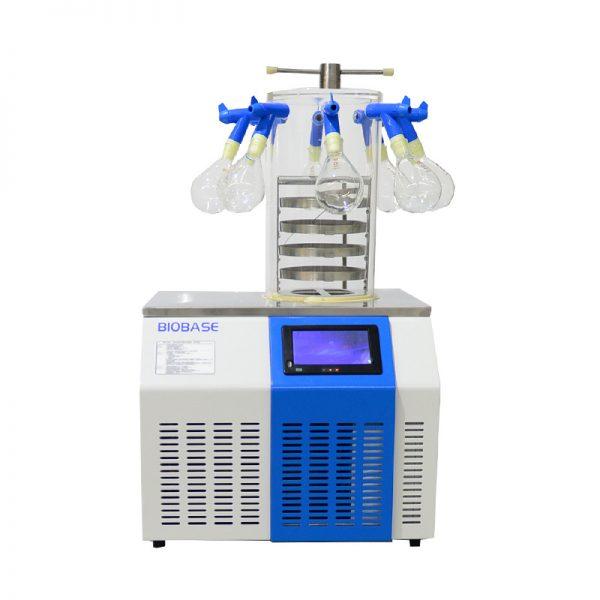 جهاز تجفيف السوائل لبودر Vacuum Freeze Dryer