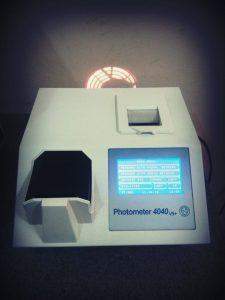 جهاز تحليل كيمياء الدم 7 chemistry analyser