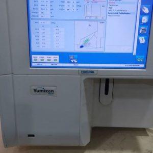 جهاز تحليل صورة الدم cell blood counter