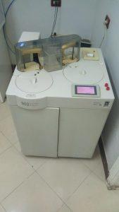 جهاز تحليل كيمياء الدم12 chemistry analyser