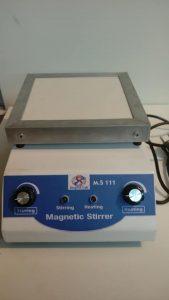 محرك مغناطيسي magnetic stirrer