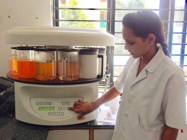 جهاز تمرير العينات Vaccum Tissue processor