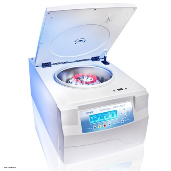 سنترفيوج تبريد refrigerated laboratory centrifuge