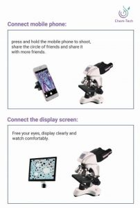 مايكروسكوب باى نوكلر  microscope