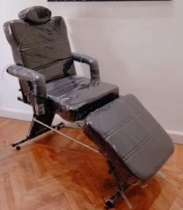 كرسي سحب عينات